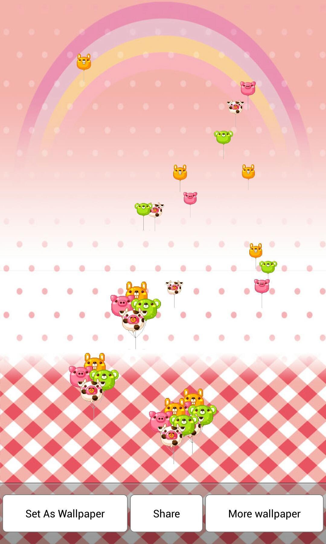 动物气球-梦象动态壁纸免费下载-手机动物气球-梦象