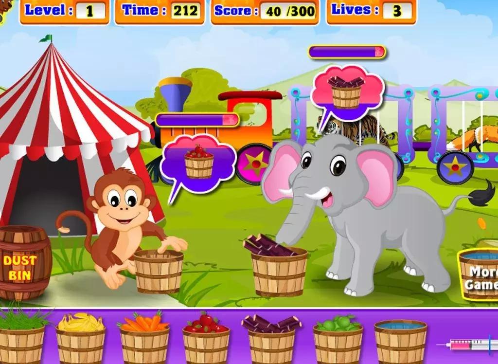 嗨大家好,有村里的马戏团。但是,必须采取马戏团的动物保健的人们不是在马戏团。你所要做的任务。喂马戏团的动物和他们一起玩。学习他们为节目新花样。有许多不同的可爱的动物,如大象,狮子,熊和一只猴子!牧养他们,给他们一些水喝和他们一起玩。这场比赛是因为可爱的动物和数量惊人的东西,你可以用可爱马戏团的动物做的令人惊讶的乐趣发挥。马戏团的动物 - 爱心游戏特点:- 许多可爱的动物,如熊,狮子,大象和猴子- 饲料马戏团的动物- 这场比赛会因为惊人的可能性无穷乐趣- 易玩所以这将是有趣的,适合全家马戏团的动物 - 关爱