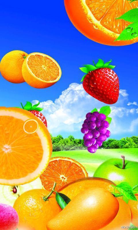 切水果是由绿豆动态壁纸diy出品的一款可爱卡