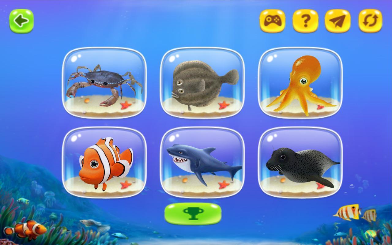 3d动物海洋版—卓易市场—会赚钱的安卓应用商店